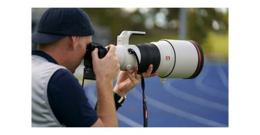 Sony FE 400mm F2.8 GM OSS Super-Telephoto Prime Lens: Image Courtesy of Sony