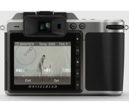 Hasselblad X1D and H6D Cameras' Firmware Update Version 1.21 (2018-05-08): New Features for Easily Capturing a Shot, and More Creative Photography