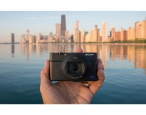 Sony RX100 VI Pocket-Size, Travel Zoom Camera: World's Fastest AF, ZEISS® Vario-Sonnar T* 24-200mm F2.8-4.5 Lens, 1-Inch 20.1MP Sensor, Optical Image Stabilization, Touch LCD, 24fps Continuous Shooting with AF/AE Tracking, and 4K Movie Plus 4K HDR for Instant HDR Workflow