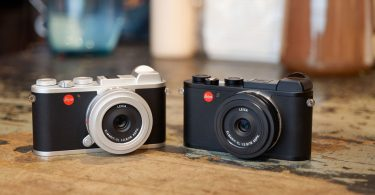 Leica CL in silver or black anodized finish
