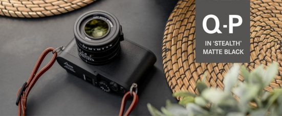 Leica Q-P Full-Frame Compact Camera With Fast F1.7 Fixed Lens for Street, Architecture, Landscape & Low Light Photography: Integrated High Resolution EVF, Video Recording in Full-HD and MP4 (30 and 60 Full Frames Per Second), Built-In Wi-Fi for Remote Control & Transfer of Images to a Smartphone