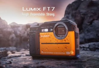 Panasonic Waterproof Camera Lumix DC-TS7/FT7: Firmware Update Version 1.1 (Oct. 31, 2018) Provides an Improvement