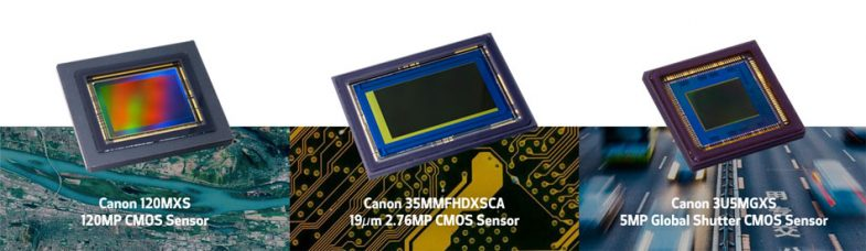 Canon's New CMOS Sensor Business Platform: Canon is Offering Select CMOS Image Sensors Products for Sale to the Industrial Marketplace