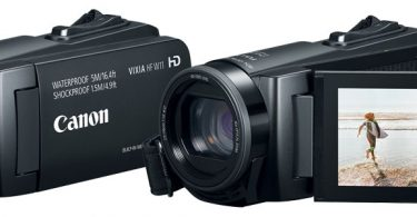 Canon VIXIA HF W11 and HF W10
