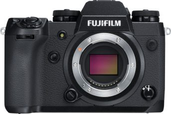 Fujifilm X-H1 Firmware Update Ver.2.01 (Jan. 31. 2019): Improvement