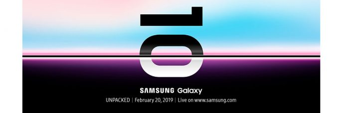 Samsung Galaxy Unpacked on February 20, 2019: Video Teaser