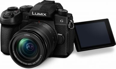 Panasonic Canada: Rugged, Very Lightweight LUMIX G95, a Hybrid Mirrorless Camera for One-handed Shooting in Heavy Field Use: 5-axis Dual I.S. 2, 4K Photo/4K Video, Large LVF, Real-time Image Output, Weather-resistant, Captures Fast Moving Subject Just In-focus Via Fast AF, Face/Eye Detection AF, Pinpoint AF, One-shot AF, Advanced Low Light AF, & More