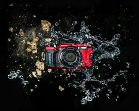 Olympus TOUGH TG-6 is a Compact Camera Perfect for Rugged and Underwater Shooting: Very Fast, Wide-angle f/2.0 Lens, Underwater White Balance Modes, Variable Macro System Includes Ultra-close-up Shooting Up to 1cm, Anti-fogging Performance, Water-/Dust-/Shock-/Crush-/Freeze-proof