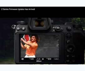 Nikon Z 7 and Z 6 Full-Frame Mirrorless Cameras' Firmware Update Ver. 2.0 (May 16, 2019): New Functions & Improvements