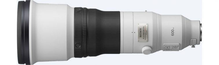 Sony FE 600mm F4 GM OSS Super-telephoto E-mount Full-Frame is Its Longest Reaching Mirrorless Prime Lens for Sports & Wildlife Photographers: Very Fast & Quiet AF, G Master Resolution & Bokeh, Lightweight, Built-in O.I.S., Dust/Moisture Resistance, Easier Framing When Following Moving Subjects (for α9/α7R III/α7 III Cameras)