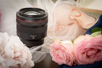 Canon RF 85mm F1.2 L USM – Portrait Lens for EOS R Full-Frame Mirrorless Camera System: Blue Spectrum Refractive Optics Greatly Reduces Chromatic Aberration; Low light Shooting; Desirable Bokeh; Dust-/Weather-Resistant; Control Ring for Direct Setting Changes; Minimum Focusing Distance of 2.79 ft./0.85m