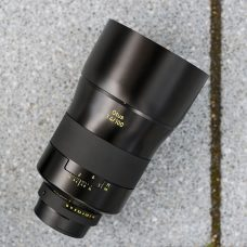 "ZEISS Otus 1.4/100, a Fast Telephoto Lens for Full-Frame DSLR Cameras from Nikon and Canon, for Portrait or Product Photography: Get Harmonic Bokeh and ""3D Pop Effect"""