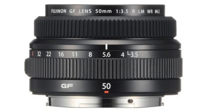 Fujifilm Announces FUJINON GF50mmF3.5 R LM WR for GFX Series Medium Format Mirrorless Cameras: Responsive, Fast & Near-silent AF, Smallest GF Lens for GFX system, Compact, Lightweight, Weather Resistant & Operates in Temperatures Down to -10°C (14°F)