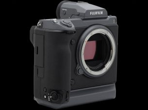 "Fujifilm Advisory: Side Shutter Release ""Lock"" Function (Vertical Grip Control Lock) of Only a Very Small Percentage of Fujifilm GFX100 Mirrorless Cameras"