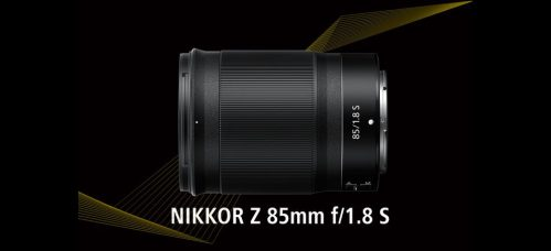 Nikon NIKKOR Z 85mm f/1.8 S, a Fast Prime Lens for the Z Series Full-frame Mirrorless Cameras to Capture Captivating Portraits & Dramatic Video: Remarkable & Natural Bokeh, Low-Light Shooting, Smooth & Ultra-quiet AF, Minimized Focus Breathing, Customizable Control Ring, Dust & Drip Resistance