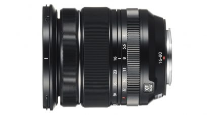 Fujifilm Announces FUJINON Lens XF16-80mmF4 R OIS WR for X-Series Mirrorless Cameras: World's Highest 6.0-stops Image Stabilization, 5X Optical Zoom, Small, Compact & Light-weight, Weather-sealed, Operates in Temperatures Down to -10°C (14°F)