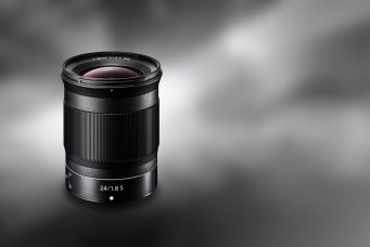 NIKKOR Z 24mm f/1.8 S – A Fast, Wide-Angle Prime – for Nikon Z Mount System's Full-Frame Mirrorless Cameras for Content Creators, Nighttime Shooters, Astrophotographers: High-resolution Across the Entire Frame, Ultra-quiet, Beautifully Circular Bokeh, Reduced Focus Breathing, Customizable Control Ring, Dust & Drip Resistance