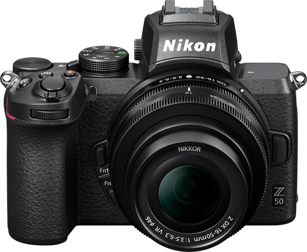 Nikon Z 50 with NIKKOR Z DX 16-50mm f/3.5-6.3 VR