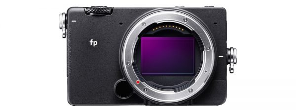Sigma fp, the World's Smallest & Lightest Full-frame Mirrorless Camera to Ship in US: Oct 25, $1,899 USD; Canada: November, $2,499.95 CAD