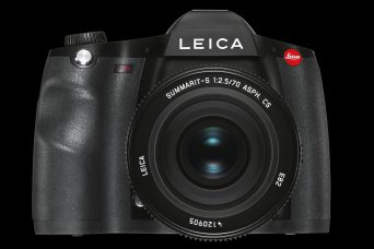Leica S3 Medium Format DSLR Features 64MP Sensor With 15 F-Stops Dynamic Range and Max ISO 50,000; Cine 4K Video; 48 kHz,16-bit Stereo Sound Recording; Built-In Wi-Fi, GPS; and Dust and Spray Protection