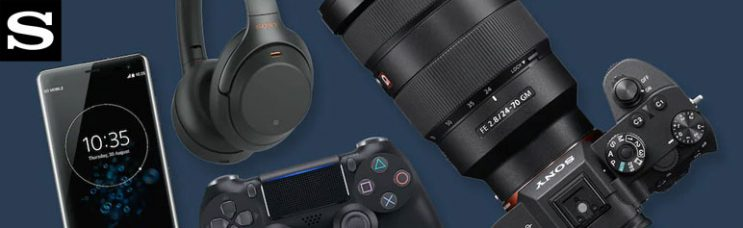 Sony Spins Off Its Electronics Products & Solutions Segment Into New Sony Electronics Corporation