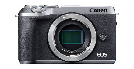 Canon Releases EOS M6 Mark II Firmware Update, Version 1.1.0