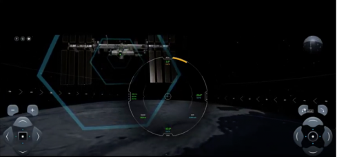 Simulator Allows Anyone to Dock a SpaceX Crew Dragon at the International Space Station