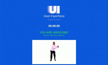 Play User Inyerface If You Are Not Feeling Frustrated Enough Already