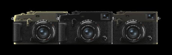 Fujifilm X-Pro3 Firmware Update Version 1.05 (Minor Bugs Fix)