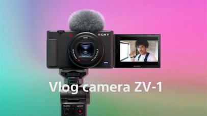 Sony Introduces the ZV-1 Compact Camera Specifically Targeted to Content Creators and Vloggers