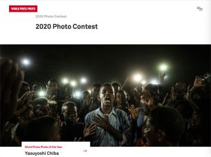 Meet the 2020 World Press Photo Contest Winners — and their Cameras