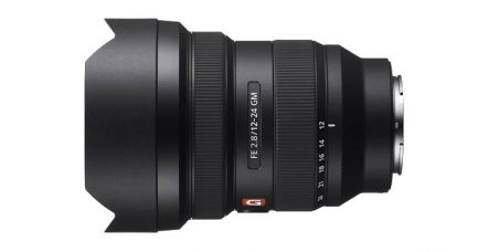 Sony Announces FE 12-24mm F2.8 GM Large-Aperture Ultra-Wide Zoom E-Mount Lens