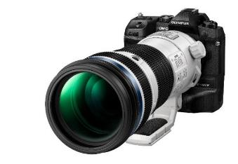 M.ZUIKO DIGITAL ED 150-400mm F4.5 TC1.25x IS PRO attached to Olympus OM-D E-M1X