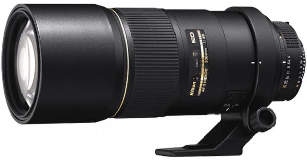 Nikon AF-S Nikkor 300mm f/4D IF-ED