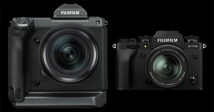 Fujifilm Firmware Updates for X-T4 (Ver.1.03) and GFX100 (Ver.2.01)