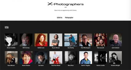 Fujifilm U.S. Is Looking for New X-Photographers