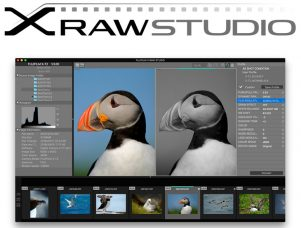 FUJIFILM X RAW STUDIO Firmware Update Ver.1.10.1
