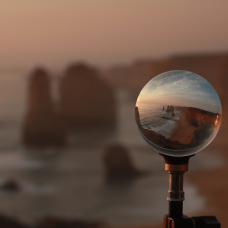 How to Post-Edit Lensball Photography