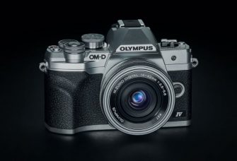 The Olympus OM-D E-M10 Mark IV Now Features a Flip-Down LCD That Faces Forward