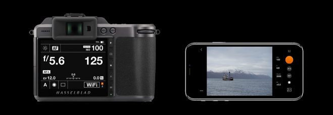Hasselblad Releases Phocus Mobile 2 for iPhone: Advanced Remote Control and Live View, Tethering, and Sharing Capabilities