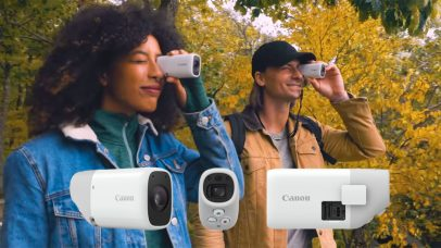 Canon PowerShot ZOOM Telephoto Monocular: For Hiking, Birdwatching, Nature Gazing… (and, shhh, Spying)