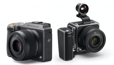 Hasselblad X1D II 50C and 907X 50C Firmware Update 1.4.0 Adds Distance Scale to Live View, Upgrades Interval Timer