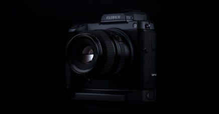 Fujifilm Announces the GFX100 IR (Infrared) for Professionals in Forensic, Scientific, and Cultural Preservation Fields