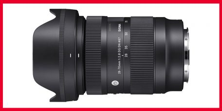Sigma Releases 28-70mm F2.8 DG DN Contemporary for L-Mount and E-Mount Mirrorless Cameras
