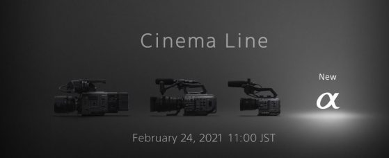 Sony Cinema Line FX3 Teased, Gets as Small as a Compact Mirrorless Camera