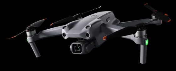 DJI Air 2S Drone Features 20-MP  1″ Sensor, 5.4K Video, Added Obstacle Sensors