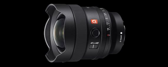 Sony Announces FE 14mm F1.8 G Master Ultra-Wide Angle E-Mount Prime Lens